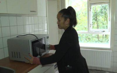 Kralingse doneert complete inboedel aan alleenstaande moeder